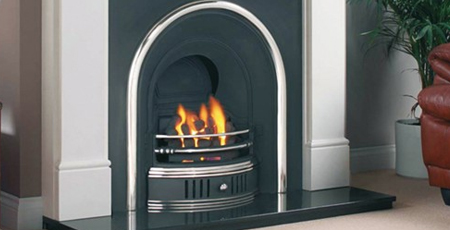 Gas & Electric Fires & Surrounds to make a Style Statement